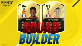 FIFA 17 Squad Builder - IS HE WORTH THE COINS?!? w/ SIF Martial / 86 Martial + IF De Preville! ► Follow me on Twitter! http://twitter.com/HuttonPlays ► Check...