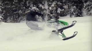 4. 2012 Arctic Cat ProClimb M800 Snowmobile Review