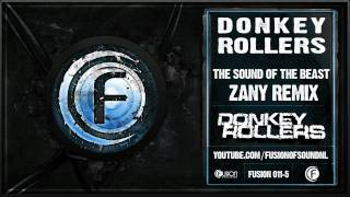 Donkey Rollers - The Sound of the Beast (Zany Remix)
