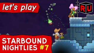 This Starbound 1.0 preview looks at pet capture stations, capture pods, modification collars & more in Let's Play Starbound Nightly...