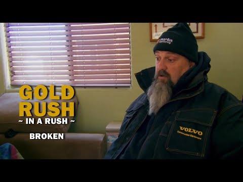 Gold Rush (In a Rush) | Season 8, Episode 15 | Broken