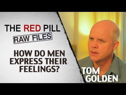 How Do Men Express Their Feelings? | Tom Golden #RPRF