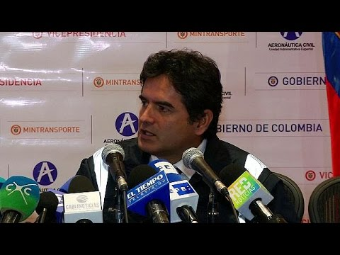Κολομβία: Ο ανθρώπινος παράγοντας ευθύνεται για την πτώση του αεροσκάφους της Σαπεκοένσε