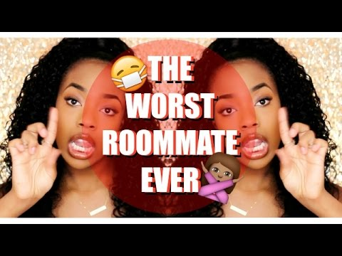 College Story | The Worst Roommate Ever | Ktura Kay