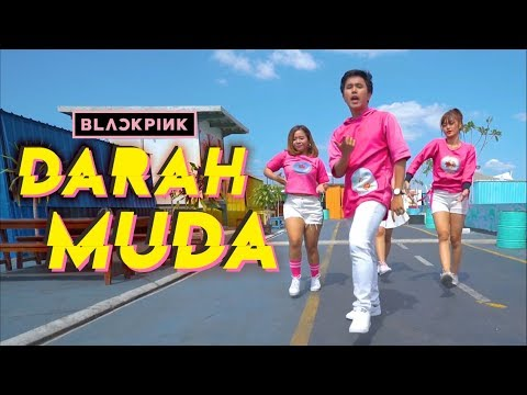 "BLACKPINK ""DARAH MUDA"" (Forever Young Indonesian Version) M/V Cover"