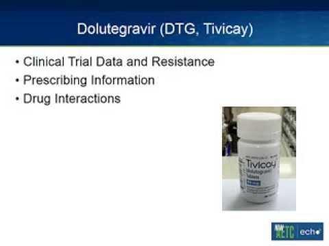 Dolutegravir (Tivicay): A Next Generation Integrase Inhibitor