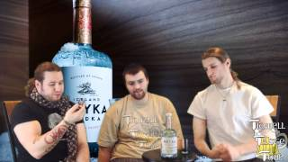 Borgarnes Iceland  city photo : Reyka Icelandic Premium Vodka Review (Borgarnes, Iceland)