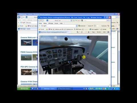 comment installer de nouveau avion dans flight simulator x