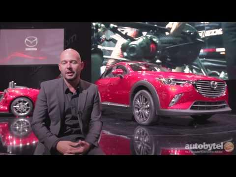 LA Auto Show: Mazda