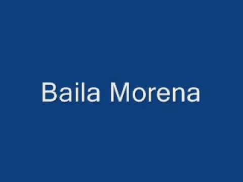 , title : 'Zucchero - Baila with lyrics'