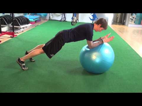 Core Training For Hockey – stir the pot