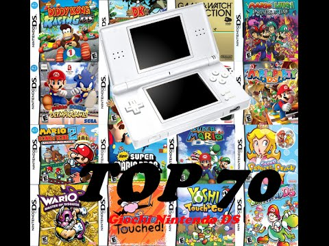 TOP 70 - Giochi Nintendo DS - ITA