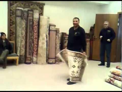 Os tapetes turcos