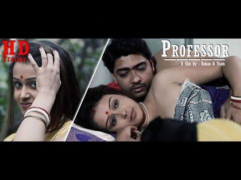 Bengali Short Film 2018 | Professor | Trailer | HD | Moitri | Suman | Suvasis