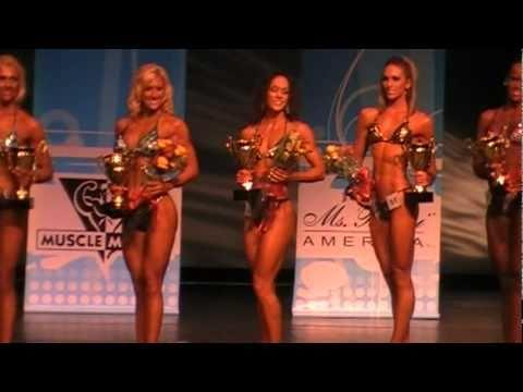Мегай Мей в Fitness Florida 2010