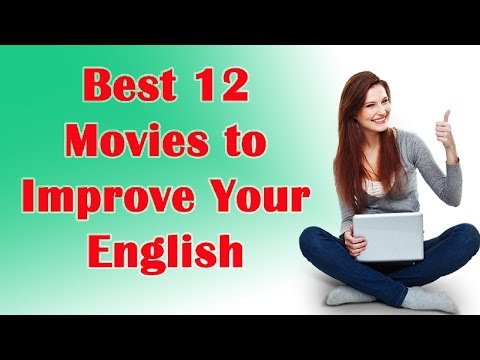 Best 12 Movies to Improve Your English