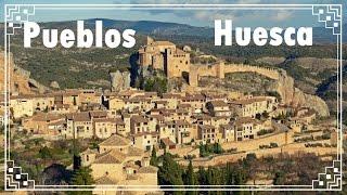 Huesca Spain  City pictures : Pueblos más Bonitos de Huesca: Alquézar, Roda de Isabena y Montañana   Huesca 1# España