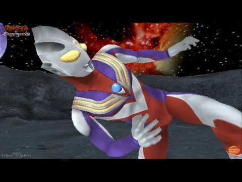 ultraman all star chronicle psp iso download