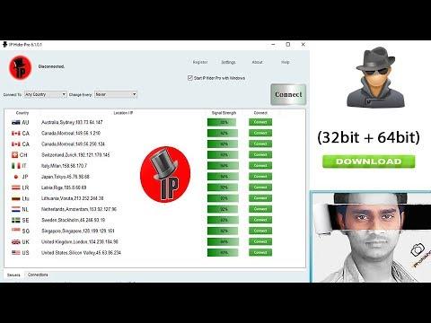 IP Hider Pro 6.1.0.1 2017 Full VPN Free