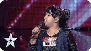 Video Amazing 8-year-old Nisma Putri sings 'Listen' by Beyonce' - Indonesia's Got Talent 2014 MP3, 3GP, MP4, WEBM, AVI, FLV Februari 2018