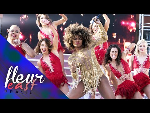 Video Fleur East - Sax (Live at Dancing With The Stars) [Higher Quality] download in MP3, 3GP, MP4, WEBM, AVI, FLV January 2017