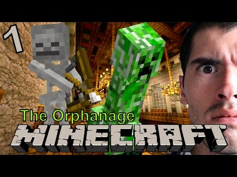 TERROR EN MINECRAFT | Minecraft: The Orphanage (1) – JuegaGerman