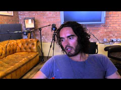 Palestine - Russell Brand The Trews (E114). You may have seen Sean Hannity offering to educate me on his Fox News show. This is my response to his 'education'. Subscribe Here Now: http://tinyurl.com/opragcg...