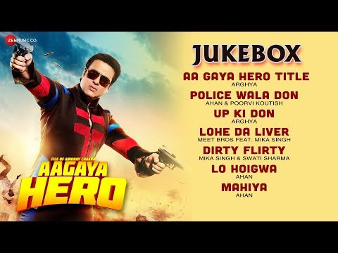 Aa Gaya Hero - Full Movie Audio Jukebox | Govinda,