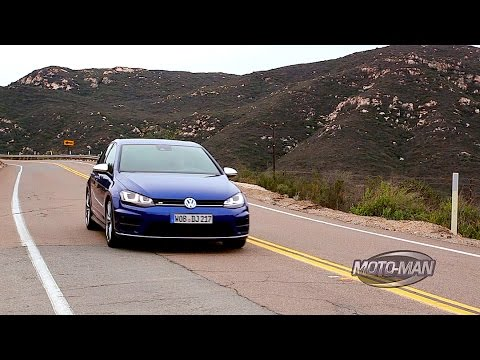 2015 VW Golf R FIRST DRIVE REVIEW