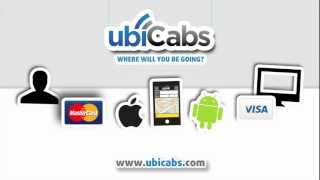 ubiCabs -Book taxis & minicabs YouTube video