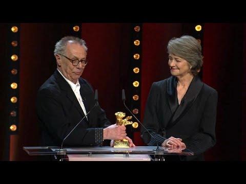 Berlinale: Ehrenbär für Charlotte Rampling