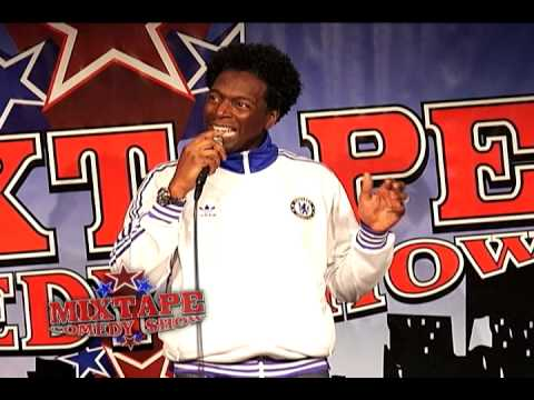 Mixtape Comedy Show - Dean Edwards