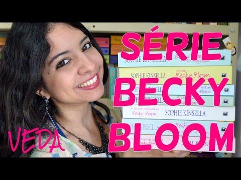 [Minha Vida  Literária] Série Becky Bloom | VEDA #13
