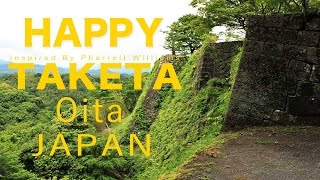 Taketa Japan  City new picture : Happy from TAKETA - Oita Japan Pharrell Williams