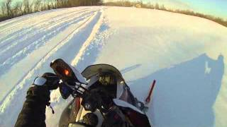 8. Yamaha Nytro RTX playing in snoww