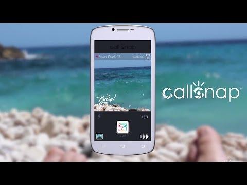 Video of CallSnap