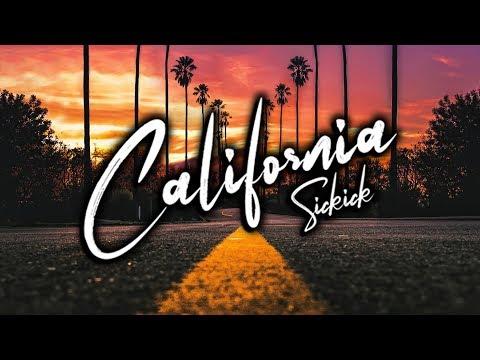 Sickick - California (Official Audio)