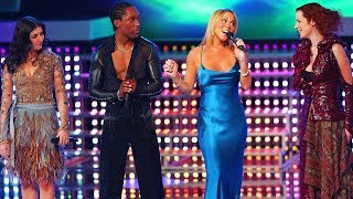 Mariah Carey Showing Contestants REAL TALENT!