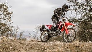 9. Honda CRF250L