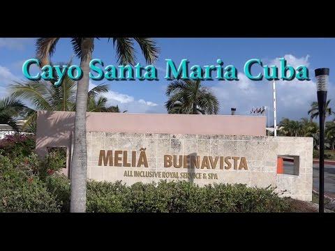 Melia Buenavista - Cayo Santa Maria - Cuba - video
