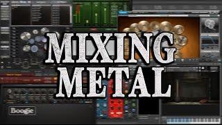 Download Lagu Mixing Metal Guide / Amplitube 4 / Underground Impulses / Superior Drummer / SSD4 Mp3