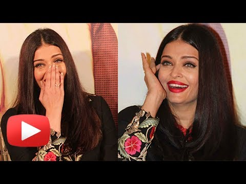 Aishwarya Rai TROLLS A REPORTER - FUNNY Reply On M