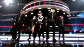 Cheryl Cole - Fight For This Love (X Factor Denmark 2010)
