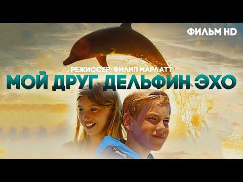 Мой друг дельфин Эхо. Фильм детям
