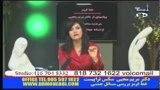 Maryam Mohebbiتن صدای مرد و میل جنسی زن