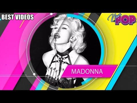 Videos musicales - LOS MEJORES VIDEOS DE MADONNA