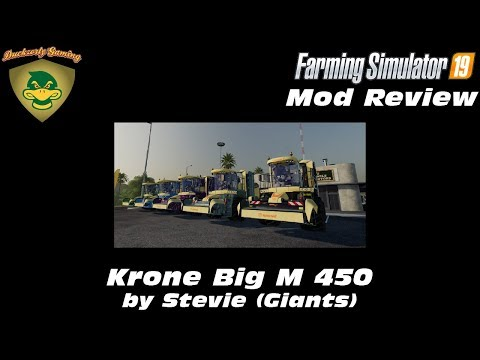 BigM450 small update by Stevie