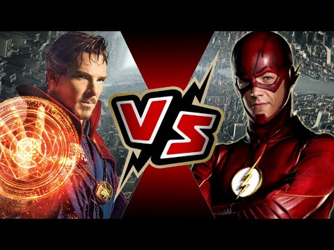 Dr. Strange VS Flash | BATTLE ARENA