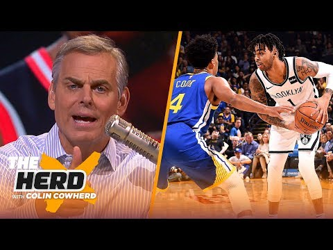 Kawhi to Lakers makes NBA stronger, D'Angelo Russell addition shows how smart GS is | NBA | THE HERD