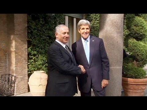 Divergences entre Kerry et Netanyahu sur le nucléaire iranien